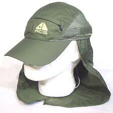 Mens Womens NIKE Legionnaires Velocity ACG Caps Sun Hat Neck Ear PROTECTOR Cap
