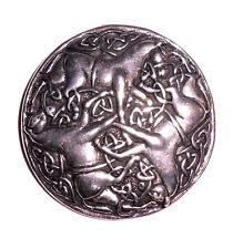 Vintage 3 Roman Style Horses Pin / Brooch
