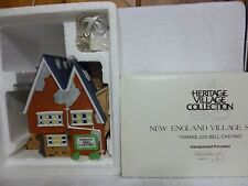 Dept 56 New England Village Yankee Jud Bell Casting - 56430