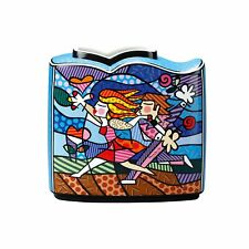 Goebel Love Blossom Vase Romero Britto ANGEBOT Künstler Pop Art Blumenvase NEU