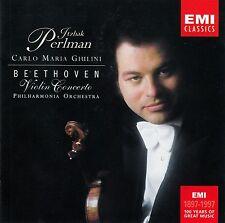 Beethoven: Brahms-Perlman-Giulini/CD-Top-stato