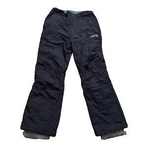 "Men's Dare 2b Trousers Size M 33""-34"" Isotex Ski Snowboarding Black Waterproof"