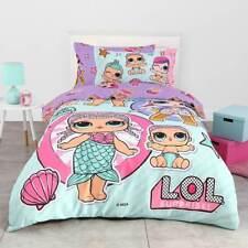 LOL SURPRISE SINGLE Bed Quilt COVER Set L.O.L Surprise Girls Bed Cover Single