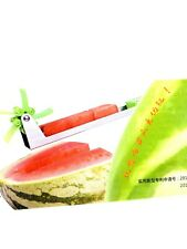 Amazing Watermelon Melon Fruit Stainless Steel Cutter Kitchen Tool Hot Product