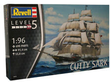 Revell 05422 Cutty Sark Segel Schiff Modell Bausatz 1:96 Level 5 Kunststoff Boot