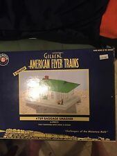 """American Flyer 6-49813 by Lionel 3/16"""" Scale #789 Baggage Smasher Compat. w/O Ga"""