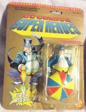 DC Comics Super Heroes Penguin Missle Firing Action Figure ToyBiz Inc - 1989