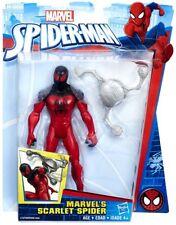 Marvel Spider-Man Scarlet Spider Action Figure