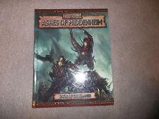 Warhammer Fantasy 2nd Ed Ashes of Middenheim
