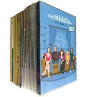 The Middle The Complete Series Seasons 1-9 (DVD, 27-Disc Set) US Fast Shipping