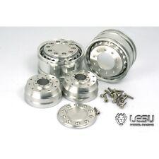 1:14 Lesu supersingle 20 hole RC truck front wheels (bearing)Tamiya W-2042-A