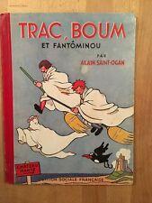 Trac et Boum - Alain Saint-Ogan - 1944 - BE