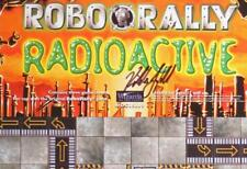 RoboRally Radioactive signed by Garfield!, Wizards of the Coast, WOW MegaExtras!