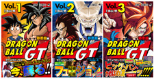Dragon Ball GT Anime Comics Akira Toriyama JUMP Comics Manga Book JAPAN NEW