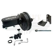 """1960-1966 Chevy Truck 9"""" Wilwood Power Booster Conversion Kit & Adjustable Valve"""