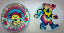 12 Grateful Dead edible paper, cupcake cookie toppers decorations  pre cut