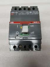 ABB T2S 100 SACE TMAX Circuit Breaker 3 Pole 80A S1N080TL