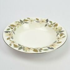 "Wedgwood Beaconsfield Rimmed Soup / Dessert Bowl 8"""