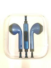 3.5mm Jack Stereo Hands-Free Headsets Headphones Aux Wired Earphones With Mic