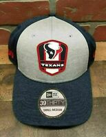 Men's New Era Houston Texans NFL On Field Road 39THIRTY Cap Sz S/M
