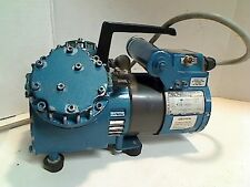 KNF NEUBERGER INC. TWIN HEAD DIAPHRAGM PUMP 115 VAC 60H 2.0 AMP UN726.3 ANP
