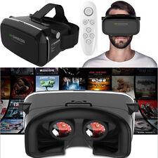 Rako Tech SHINECON Virtual Reality 3D Glasses Movies Games+Bluetooth Controller