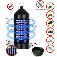 Electric UV Mosquito Killer Lamp Pest Control Fly Bug Insect Zapper Trap 110V