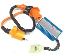 NEW PERFORMANCE CDI IGNITION COIL FOR 50CC- 150CC ATV PEACE YAMOTO TAOTAO KAZUMA