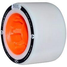 Atom Boom Roller Derby Wheels - 59mm X 38mm - Orange X-firm Set of 4