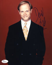 (Ssg) David Hyde Pierce Signed 8X10 Color Photo with a Jsa (James Spence) Coa