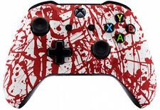 Blood Splatter Xbox One S Custom UN-MODDED Controller Unique Exclusive Design