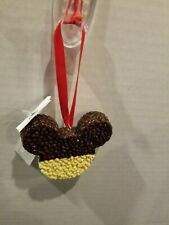 Disney Parks Mickey Mouse Krispie Treat Ornament