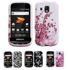 Two Piece Hard Snap on Design Protective Case for Samsung M930 Transform Ultra