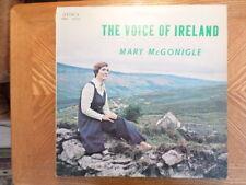 AVOCA LP RECORD STEREO/MARY MCGONIGLE/VOICE OF IRELAND/ IRISH MUSIC VG/VG+ VINYL