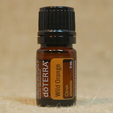 ,doTERRA Wild Orange 5 mL Essential Oil NEW Unopened SHIPS 24 hrs IMMUNE SUPPORT