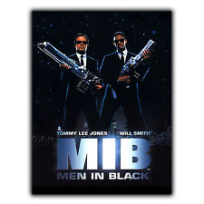 Men in Black Will Smith METAL SIGN WALL PLAQUE Film Movie Poster Print