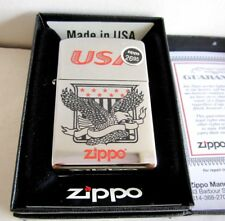 ZIPPO USA  E ZIPPO 17 LIGHTER; ONE ONLY! MADE IN USA BRAND NEW IN BOX. $25.98-