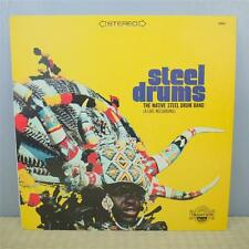 THE NATIVE STEEL DRUM BAND Zulu Spur Dance LIVE RECORDING Everest Tradition 2064