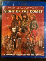 Night Of The Comet collector's edition (Blu Ray)