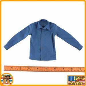 Agent Killer - Blue Dress Shirt #2 - 1/6 Scale - VORTOYS Action Figures