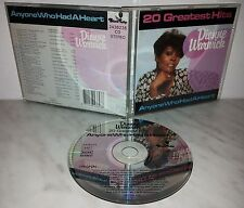 CD DIONNE WARWICK - ANYONE WHO HAD A HEART