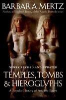 Mertz TEMPLE TOMBS & HIEROGLYPHS Revised US HCDJ 1st F