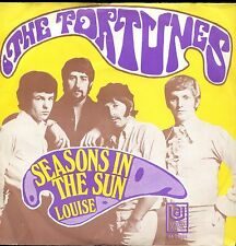 7inch THE FORTUNES seasons in the sun  HOLLAND EX 1968