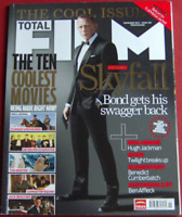 Total Film Magazine #199 Nov 2012 : Skyfall, Wolverine, Jack Reacher, Django
