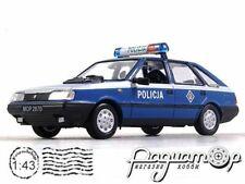FSO POLONEZ RADIOWOZ POLICE 1:43 Poland Polish Model Car diecast toy miniature