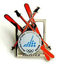 Pin Spilla Olimpiadi Torino 2006 Attrezz. Sportive - Freestyle