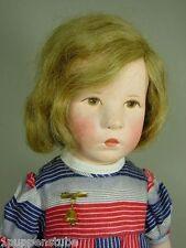 P894/ Alte Käthe Kruse Puppe ca.1935 ca. 52 cm