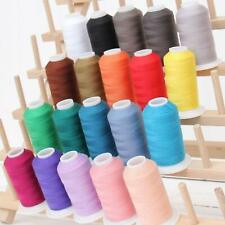 Polyester All-Purpose Sewing Thread 20 Spool Set - Vivid Collection