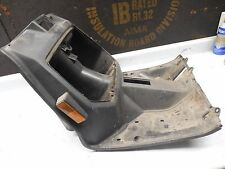 yamaha riva 125 XC125 leg shield plastic cowling 1996 1997 1998 1999 2000 2001