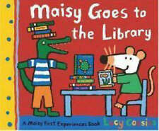 Maisy Goes to the Library (Maisy),New Condition